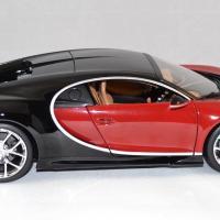 Bugatti chiron rouge bburago 1 18 bur11040r autominiature01 3