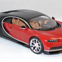 Bugatti chiron rouge bburago 1 18 bur11040r autominiature01 4