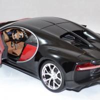Bugatti chiron rouge bburago 1 18 bur11040r autominiature01 5