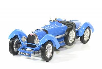 Bugatti Type 59 1934 bleue
