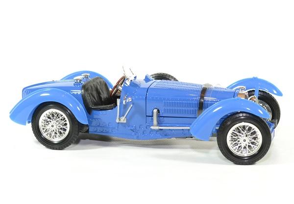 Bugatti type 59 1934 bburago 1 18 autominiature01 3