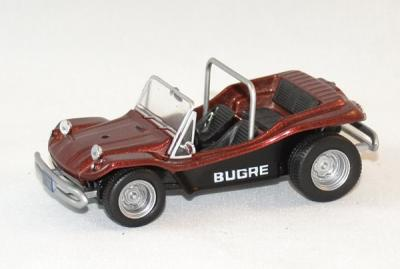 Bugre Buggy 1970 red