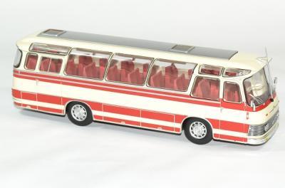 Auwarter bus neoplan NH 91 9L 1964 beige / rouge