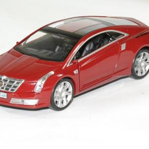 Cadillac converj 2009 rouge 1 43 luxury autominiature01 1