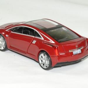 Cadillac converj 2009 rouge 1 43 luxury autominiature01 4