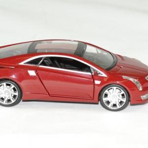Cadillac converj 2009 rouge 1 43 luxury autominiature01 5