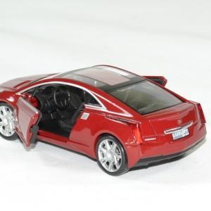 Cadillac converj 2009 rouge 1 43 luxury autominiature01 6