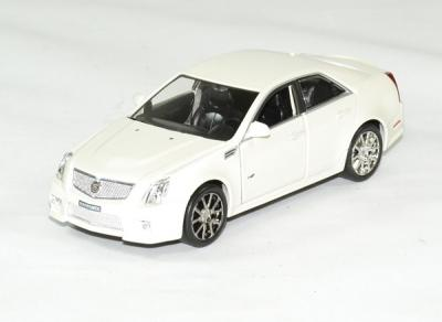 Cadillac CTS-V 2009 blanc
