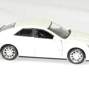 Cadillac cts v 2009 blanc 1 43 luxury autominiature01 3