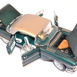 Cadillac eldorado brougham 1957 vert sunstar 1 18 autominiature01 com 3