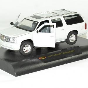 Cadillac escalade esv 2004 gris 1 43 signature autominiature01 4
