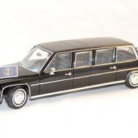 Cadillac limousine 1983 president usa 1 24 lucky diecast autominiature01 1