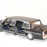 Cadillac limousine 1983 president usa 1 24 lucky diecast autominiature01 2