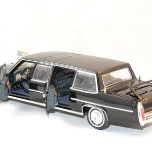 Cadillac limousine 1983 president usa 1 24 lucky diecast autominiature01 2