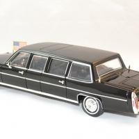 Cadillac limousine 1983 president usa 1 24 lucky diecast autominiature01 3