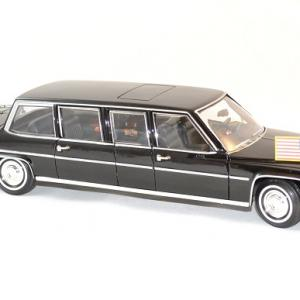 Cadillac limousine 1983 president usa 1 24 lucky diecast autominiature01 4