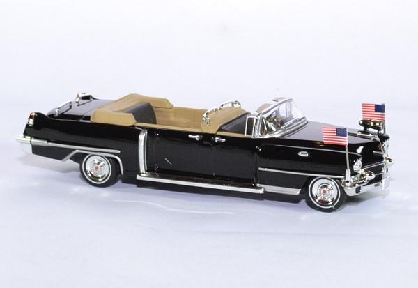 Cadillac limousine elisabeth 2 1956 norev 1 43 autominiature01 3
