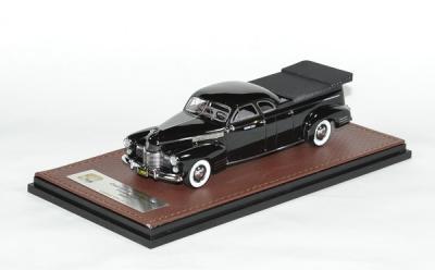 Cadillac miller Meteor flower car noir 1941