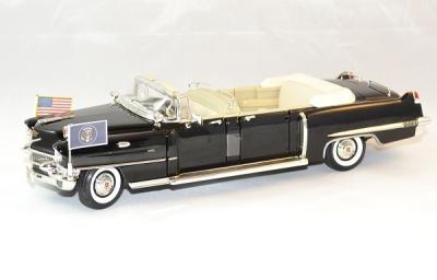 Cadillac parade car limousine 1956 président républicain Dwight D. Eisenhower