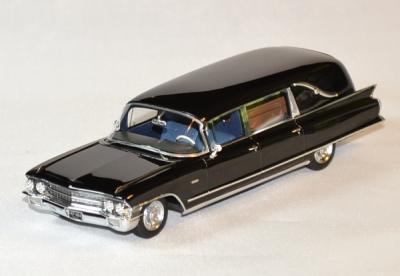 Cadillac serie 62 Miller Meteor Hearse corbillard funéraire
