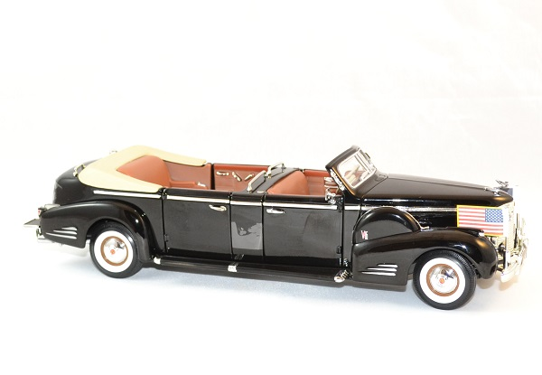 Cadillac v16 limousine president 1938 usa lucky 1 24 autominiature01 4