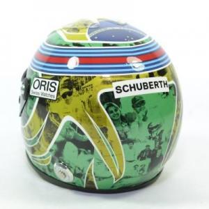 Casque 1 2 massa 2016 last race mini helmet autominiature01 01229 2