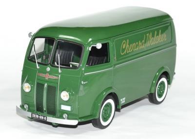 Chenard & walker 1500 kg type CHV vert de 1946