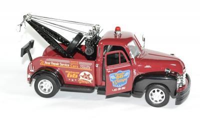 Chevrolet Pick up dépanneuse rouge/ noire