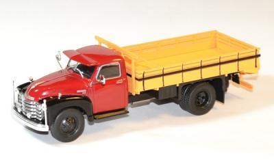 Chevrolet 6400 rouge et noir 1949
