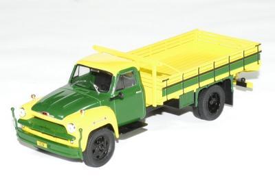 Chevrolet C 6500 jaune 1958 1000 pcs