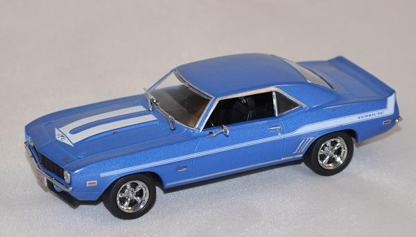 Chevrolet Camaro 1969 Quot 2 Fast 2 Furious Quot 1 43 Greenlight
