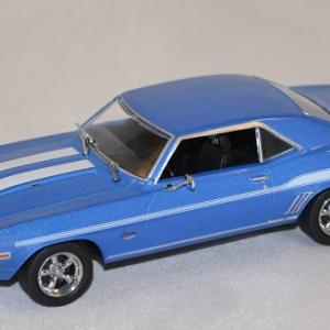 Chevrolet camaro 1969 fast and furious 2003 1 43 autominiature01 com 1