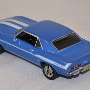 Chevrolet camaro 1969 fast and furious 2003 1 43 autominiature01 com 2
