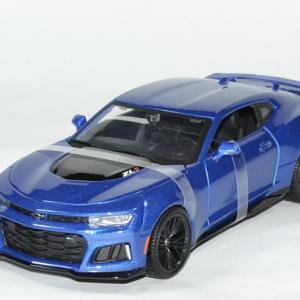 Chevrolet camaro zl1 2017 maisto 1 24 autominiature01 1