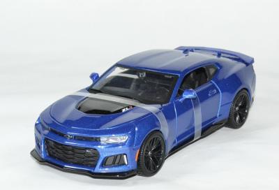 chevrolet camaro ZL1 2017 bleu