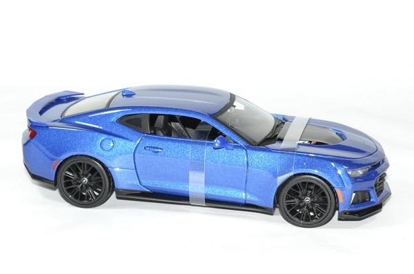 Chevrolet camaro zl1 2017 maisto 1 24 autominiature01 3