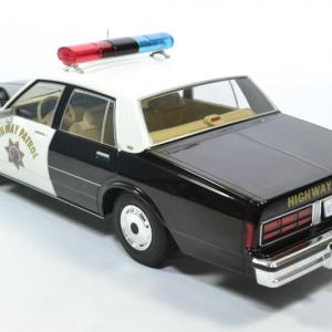 Chevrolet caprice 1987 police highway usa 1 18 mdg autominiature01 mcg18114 2