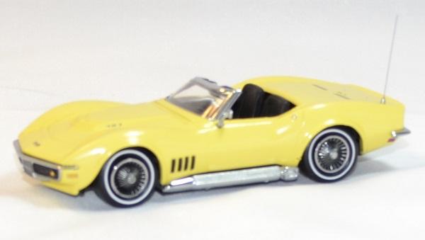 Chevrolet corvette 1968 vitesse 1 43 autominiature01 1