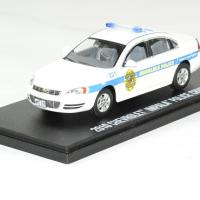 Chevrolet impala 2010 hawai 5 0 police cruiser 1 43 greenlight autominiature01 1