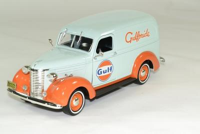 Chevrolet panel 1939 gulf oil 1 24 greenlight autominiature01 1