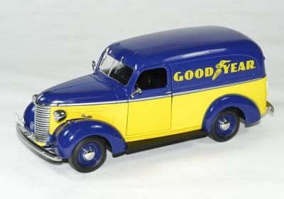 Chevrolet Panel Truck 1939