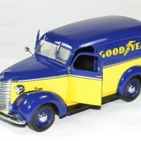 Chevrolet panel truck 1939 good year greenlight 1 24 autominiature01 4