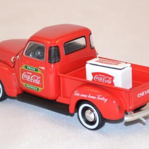 Chevrolet pick up livraison 1953 coca cola 143 motorcity autominiature01 2