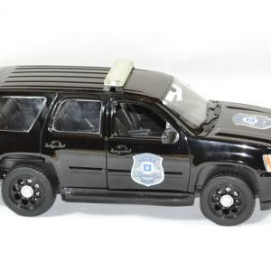 Chevrolet tahoe 2008 police 1 24 welly autominiature01 3