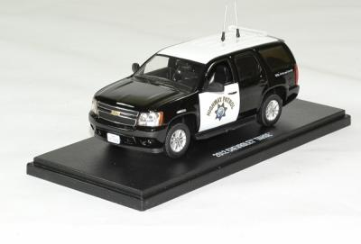 Chevrolet Tahoe 'California Highway patrol