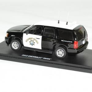 Chevrolet tahoe police 2012 highway patrol 1 43 greenlight autominiature01 2