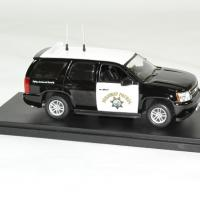 Chevrolet tahoe police 2012 highway patrol 1 43 greenlight autominiature01 3
