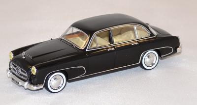 Citroen 15/6 Franay Présidential car of René Coty Norev 1/43