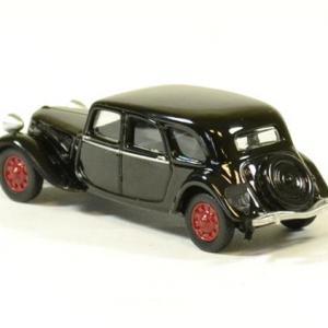 Citroen 15 6 noir 1939 norev 1 64 autominiature01 2