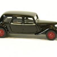 Citroen 15 6 noir 1939 norev 1 64 autominiature01 3